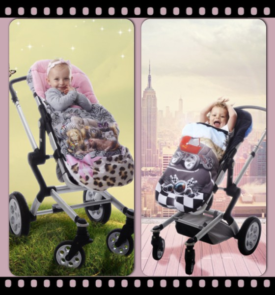 Fashionable op pad in een Bayi Moon