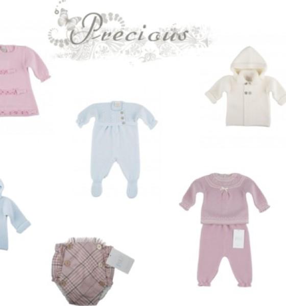 Klassieke exclusieve babykleding