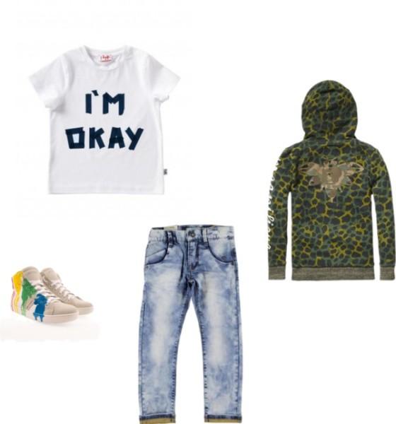 Today I wear