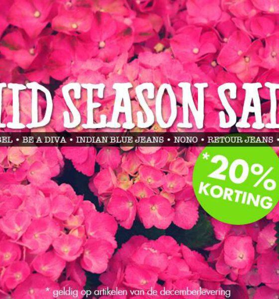 Mid season sale