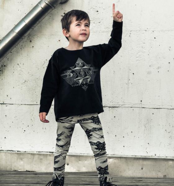 Marloe Jr winter voor stylish kids in motion