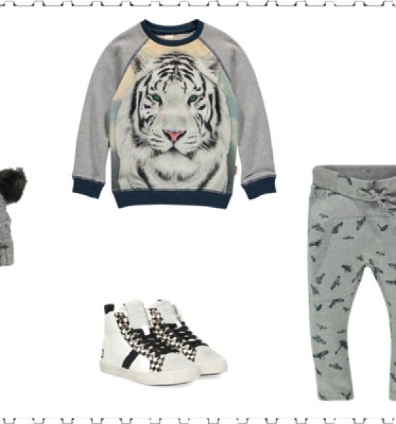 Een unisex outfit of the day