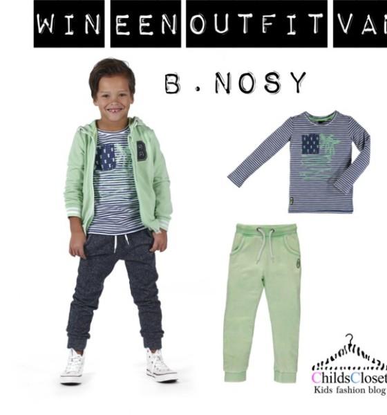 Maak kans op deze B.Nosy outfit