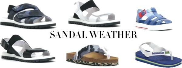 Sandalen voor jongens