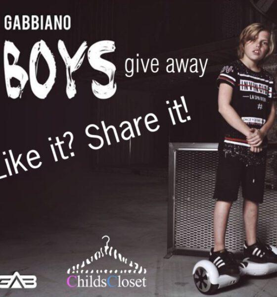 Win een outfit van Gabbiano boys