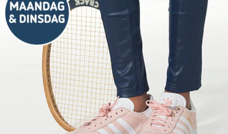 Adidas is hot héél hot