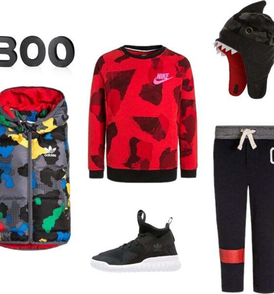 Een sportieve outfit voor jongens