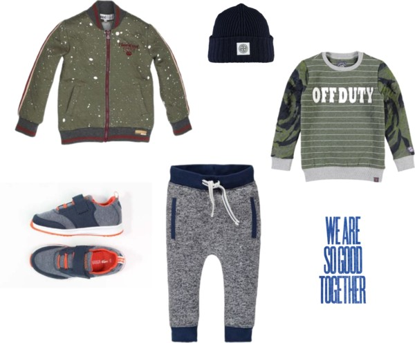 In de mix: Een feel good outfit!