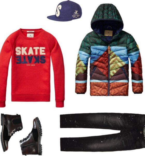 Sporty street-wear en tijdloze mode om elke dag te dragen