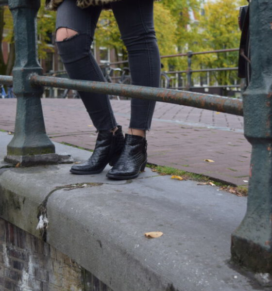 Review: In love op deze Red-Rag woman booties