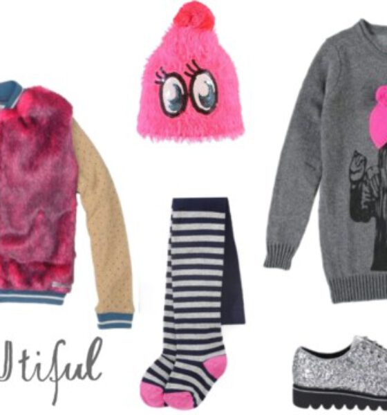 All eyes on you in deze outfit of the day