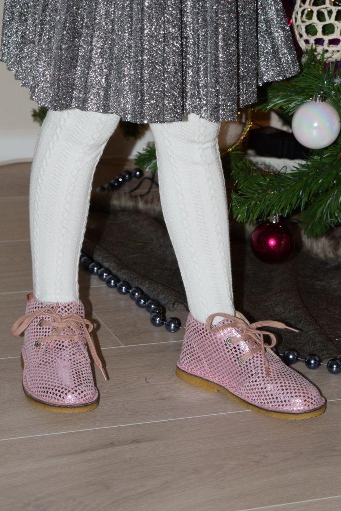 Kerst in trend schoenen van Naturino