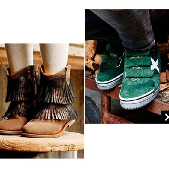 Shoe shopping in de sale