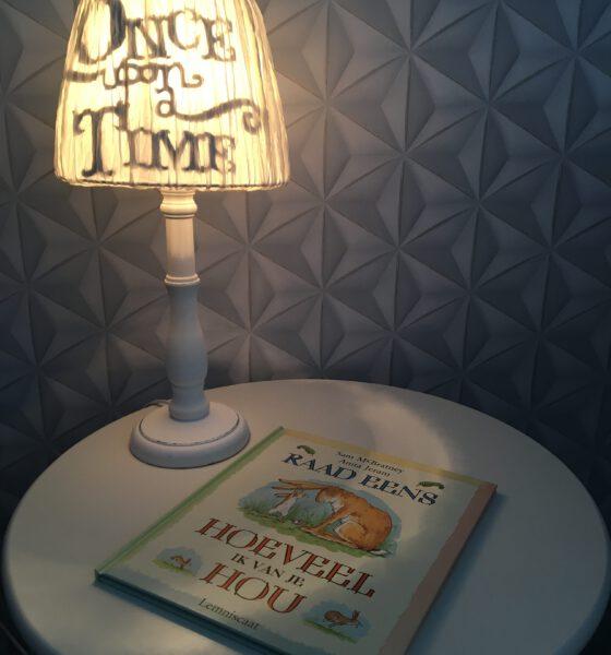 DIY lamp kinderkamer