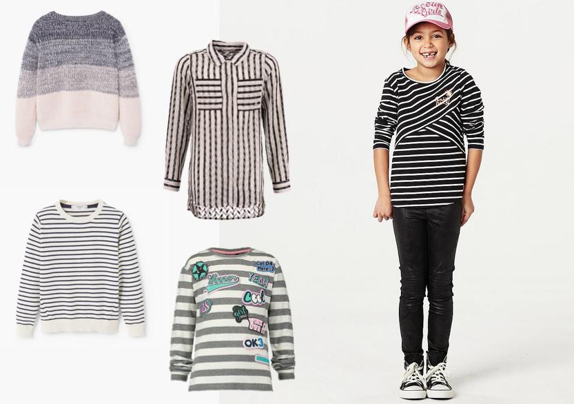Simpel maar stoer: Stripes