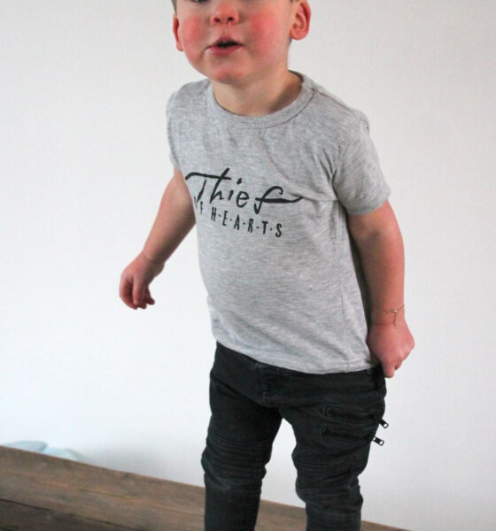 DIY: Birthday outfit voor Dante