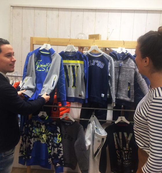 Interview: Fashion dad en salesman Jordi van Twinlife