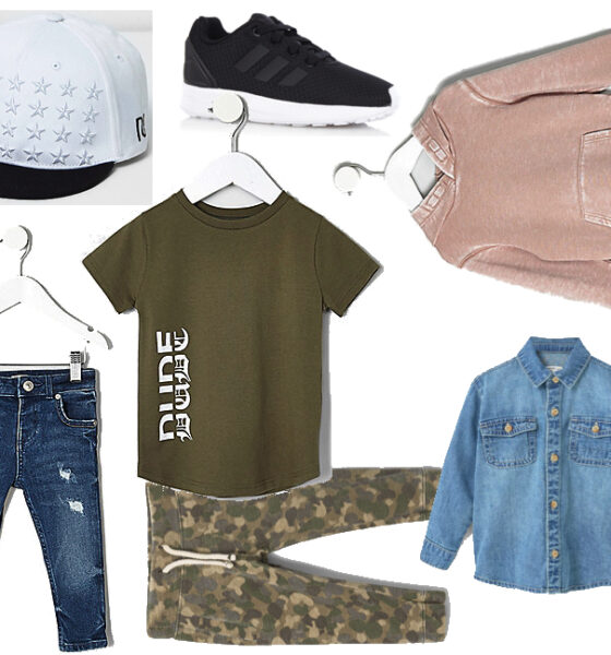 Musthaves voor in de BoysCloset