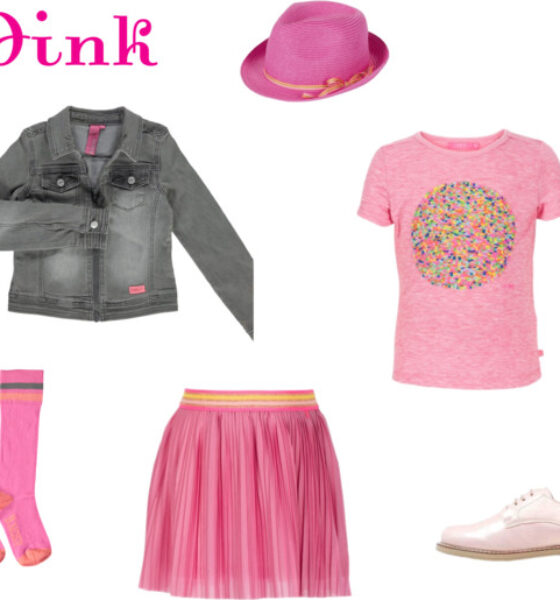 Outfit of the week: Fuchsia fever!