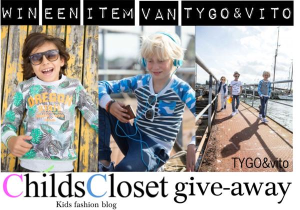 Win een item van TYGO&vito