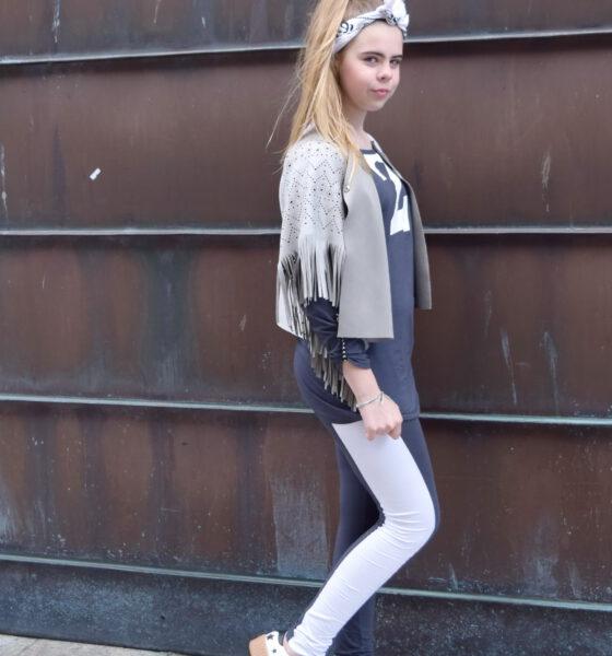 Rock deze NoBell'outfit als een echte tiener