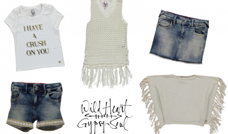Crush Denim: Lekker zomers, laid-back en relaxed