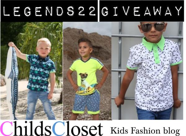 Winnaar Legends22 giveaway