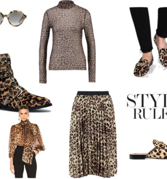 Musthave leopard print
