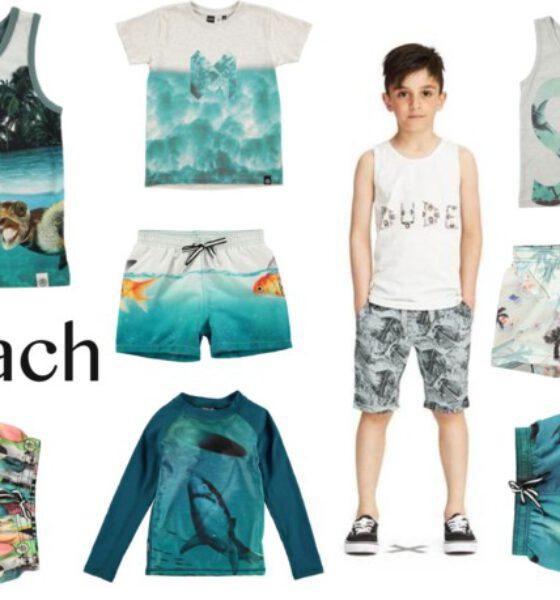 Beach proof voor boys