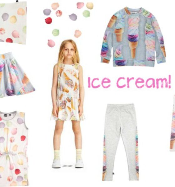 Een ice cream Summer met Molo