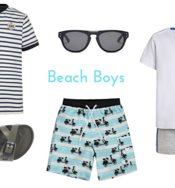 BoysCloset: Alles voor op vakantie