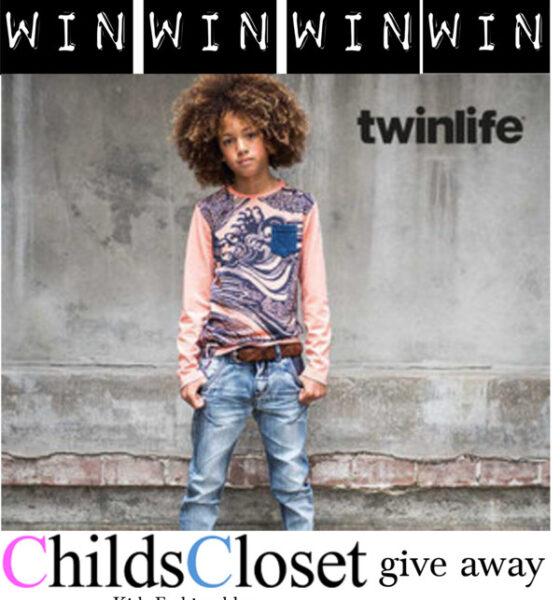 Win een item van het stoere Twinlife boys