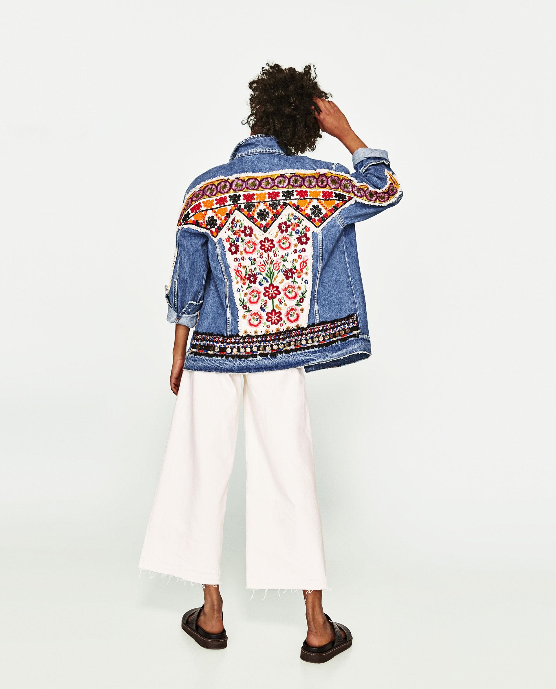 jeans jacket back on track childscloset. Black Bedroom Furniture Sets. Home Design Ideas
