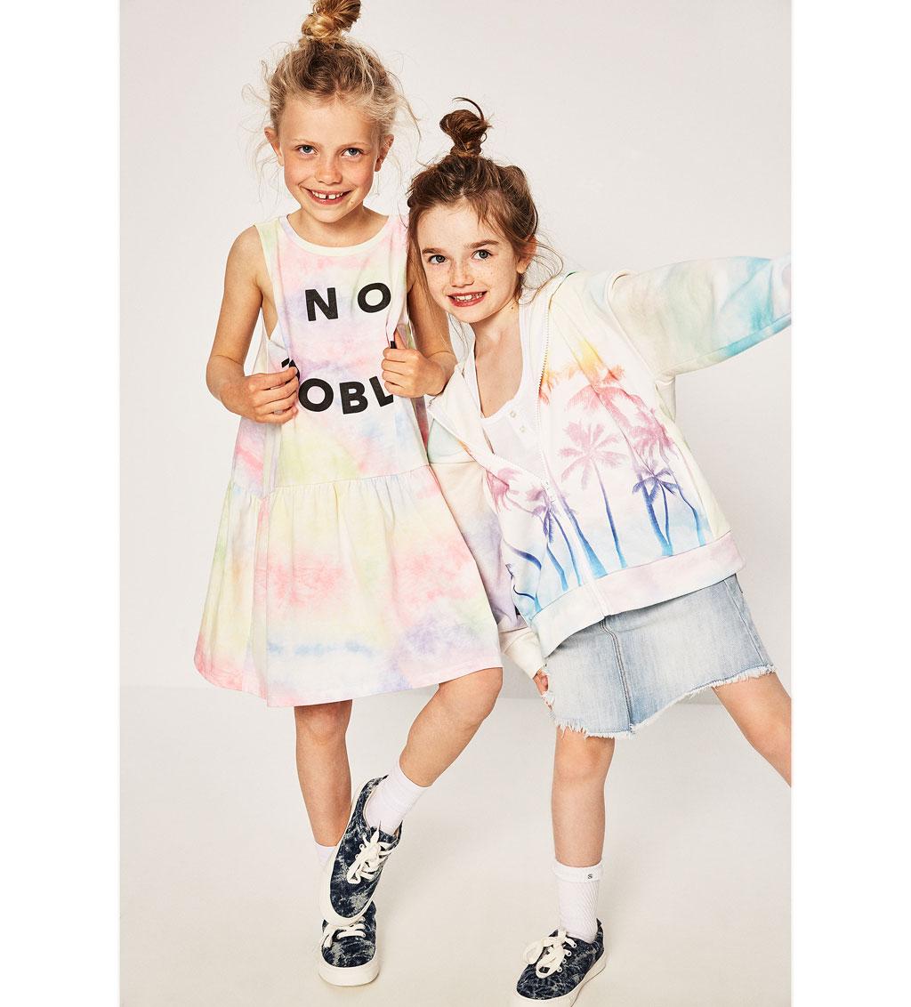 Zara girls Holiday collection
