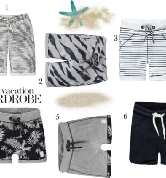 Sale alert: When in stress, wear shorts