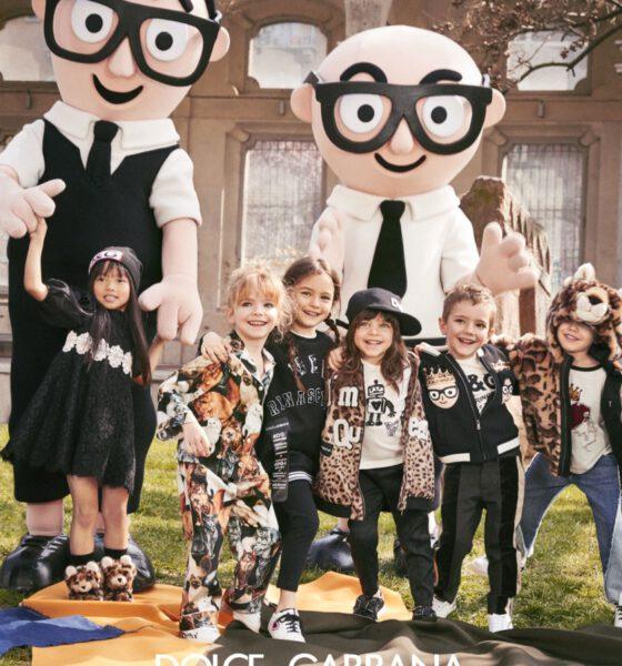 Dolce & Gabbana kidscollectie