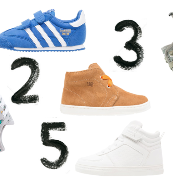Sale: Top 5 jongensschoenen