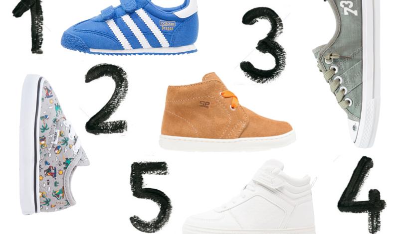 Sale: Top 5 jongensschoenen