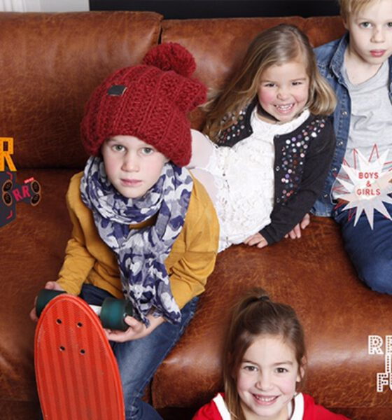 Red-Rag kinderschoenen, attitude meets fashion