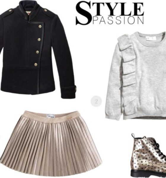Back to school outfit inspiratie