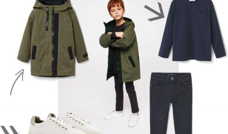 Budget outfit voor jongens