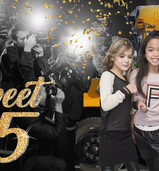 WIN: Like Flo viert haar Sweet 15-party