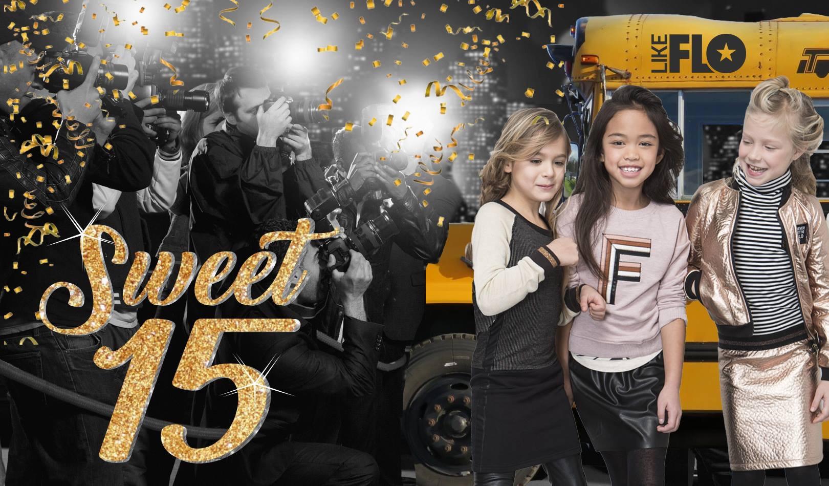 WIN: Like Flo viert haar Sweet 15-party