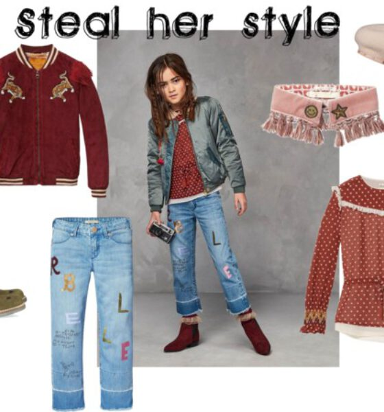 Steal her style: Feelgood look