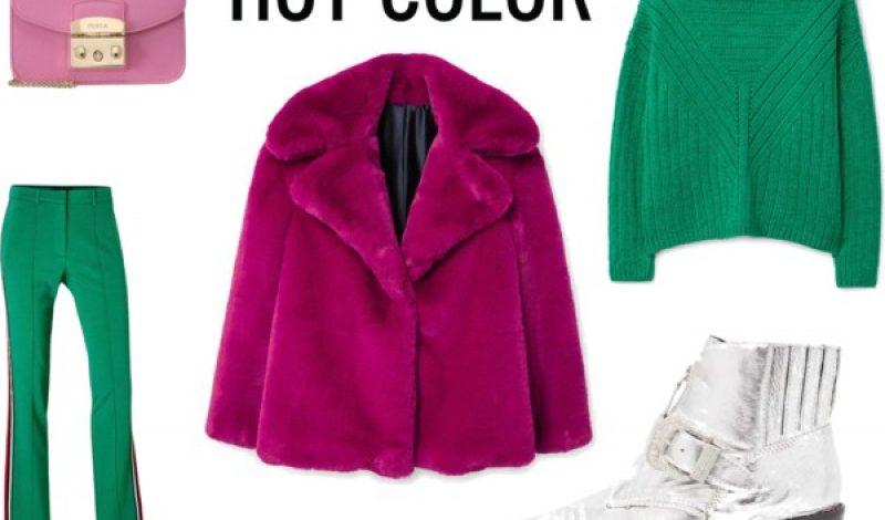 Sta jij open voor de color trend