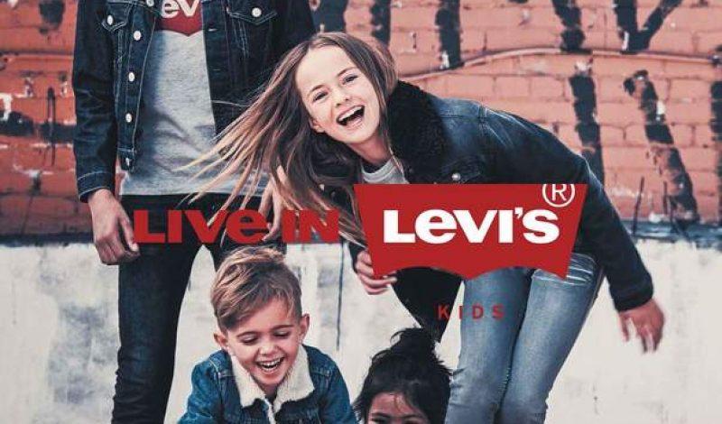 Voor op je wishlist Levi's kids zomer 2018