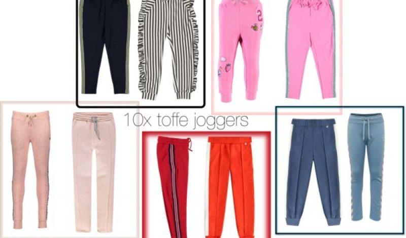 10x toffe joggingbroeken voor meisjes