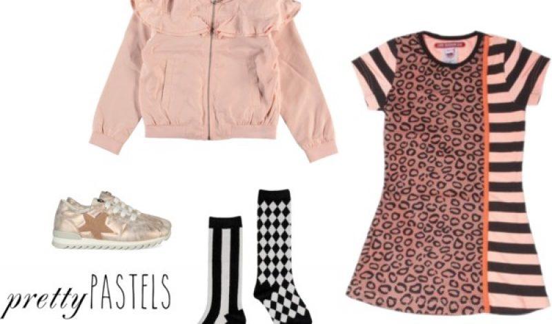 Toffe outfit voor meiden