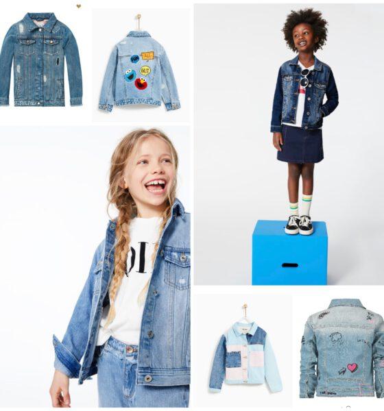 De leukste denim jackets