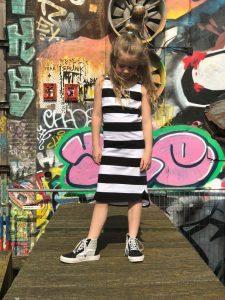 Little Bandit maxi dress